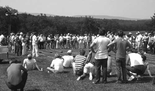 Field Days, 1984