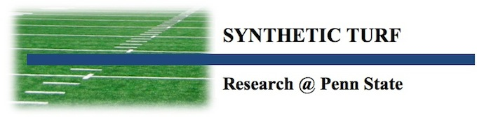 Synthetic Turf Research @ Penn State