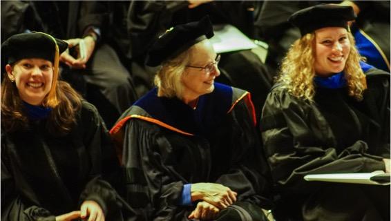 Graduation Molly Kathy Hannah