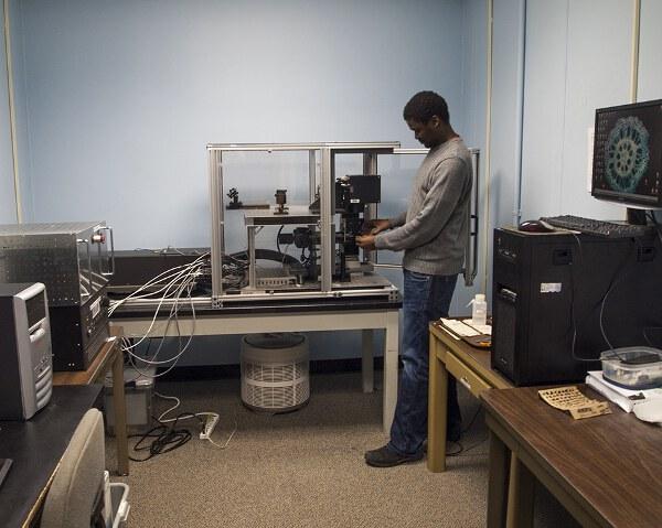 Laser Ablation Facility