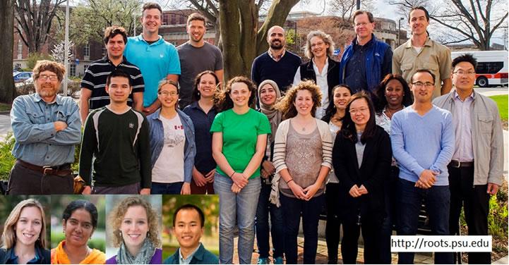 Fall 2014 Lab members
