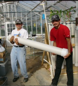 Lifting Mesocosm