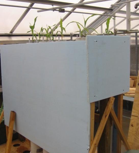 Mesocosm Insulation